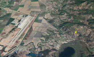 Satılık Deniz ve Göl Manzaralı 2744 m2 Tarla Vasıflı Arazi